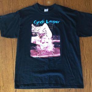 Other - Cyndi Lauper Memphis Blues Tour Concert Tee